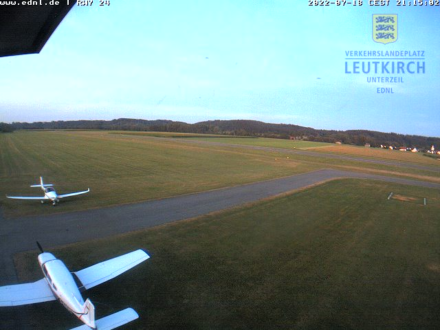 Leutkirch im Allgäu Flugplatz